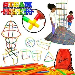 Other - Straw Constructor STEM Building Toys 300 pcs